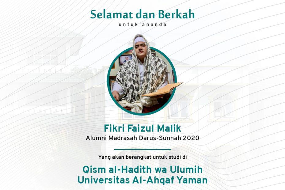 Fikri Faiz Malik